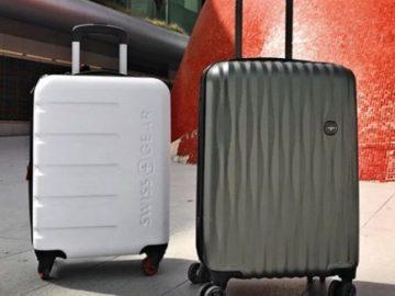 Swissgear Luggage Giveaway (Facebook)