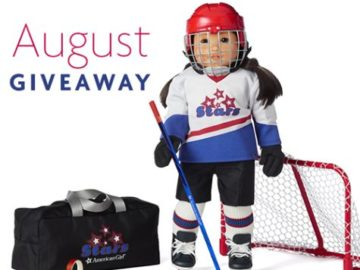 American Girl Doll Giveaway (Facebook)