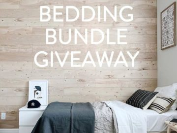 Cozy Earth Bamboo Bedding Giveaway