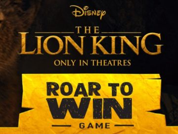 Roar to Win Sweepstakes and Instant Win Game at McDonald's