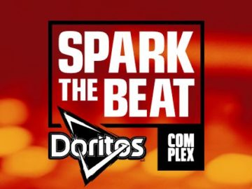 Doritos Spark the Beat Instant Win Game (Code Needed)