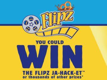 Flipz Summer Snack Hackz Instant Win Game (Purchase/Mail-In)