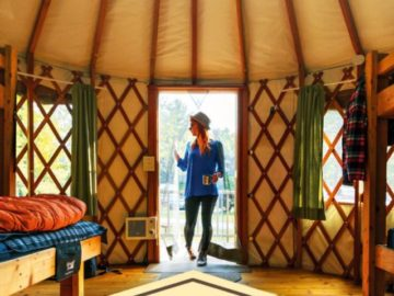 Petite Retreats Go Glamping Giveaway