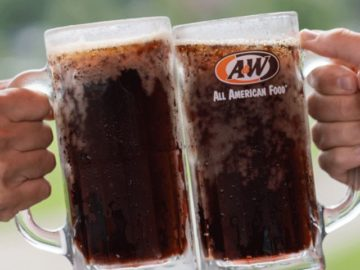 A&W Restaurants 100th Anniversary Quikly Giveaway