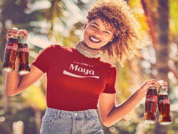 Coca-Cola T-Shirt Instant Win