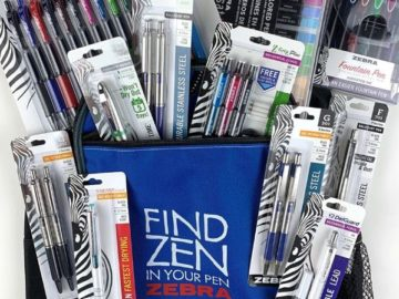 Find Zen During Ultimate Back to School Sweepstakes