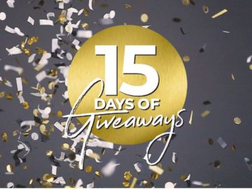 Soma 15 Days of Giveaways Sweepstakes (Facebook)