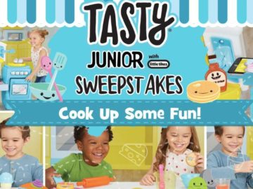 Little Tikes Tasty Jr. Sweepstakes
