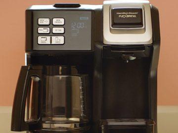 Hamilton Beach FlexBrew 2 Way Coffee Maker Sweepstakes