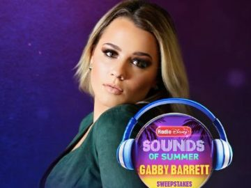 Sounds of Summer Gabby Barrett NBT Sweepstakes