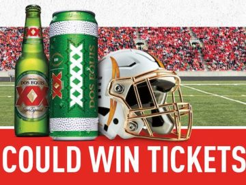 Dos Equis College Football Playoff 2019 Sweepstakes (Photo)