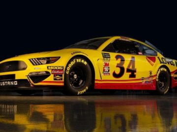Shell Rotella & Love's Truck Stops Phoenix Race Sweepstakes