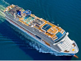 Expedia CruiseShipCenters Everywhere Under the Sun Sweepstakes
