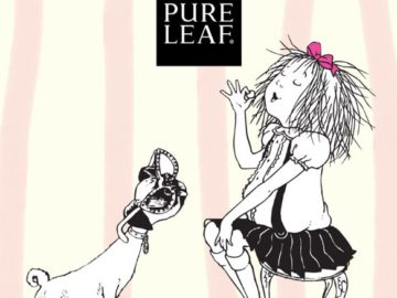 Pure Leaf Live Like Eloise Sweepstakes (Twitter)