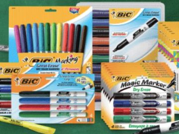 BIC Classroom Stockup Giveaway
