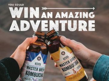 Kevita Drink in Culture Sweeps (Enter on Instagram)