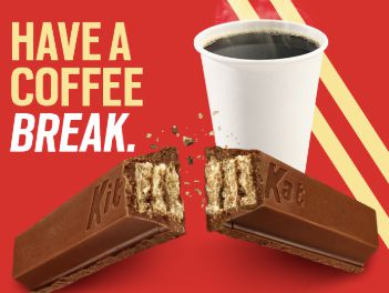 Kit Kat and Coffee Sweepstakes