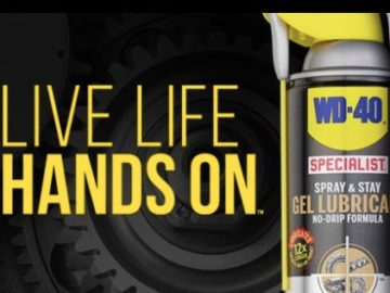 WD-40 Company Live Life Hands On Contest (Video Submission)