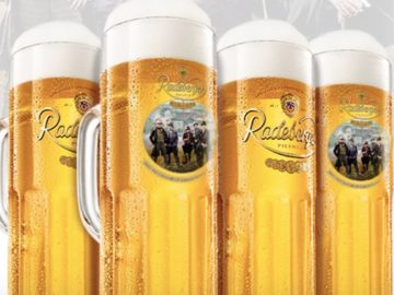 Taste the Legend of Radeberger Sweepstakes