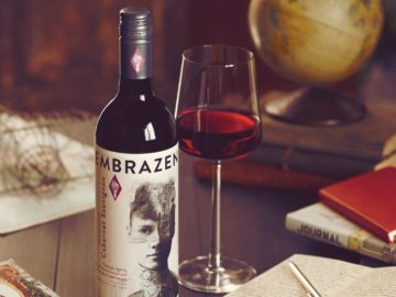Embrazen Wine Scan, Watch, Win Sweepstakes and Instant Win Gam