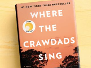 Penguin Random House Crawdads Cookie Giveaway