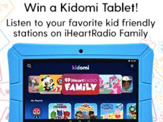 iHeartRadio & Kidomi Giveaway