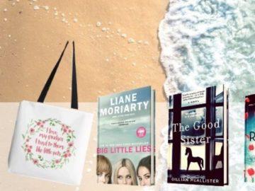 Big Little Lies Beach Bag Essentials Sweepstakes