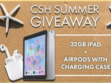 CSH Summer Giveaway