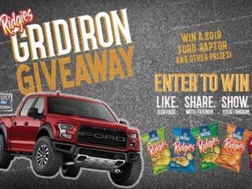 Car Sweepstakes 2019 - Win a Free Car or Truck