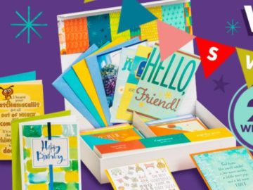 Dollar Tree Win A Year Of Cards Sweepstakes