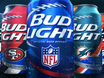Bud Light 2020 NFL Draft Sweepstakes