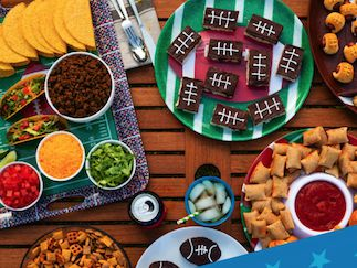Betty Crocker Tailgate Nation Sweepstakes & Instant Win