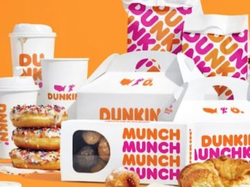 Dunkin' Donuts Sip. Peel. Win Sweepstakes and Instant Win (Free Codes)