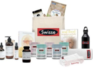 Swisse Empowered Birth Sweepstakes