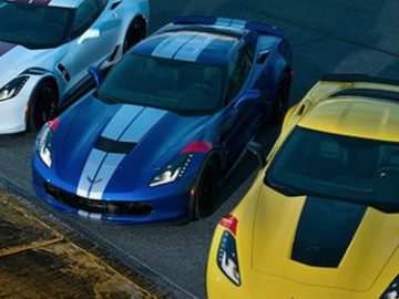 Chevrolet Race to Win Corvette Sweepstakes