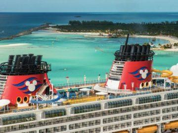 Disney Cruise Line Set Sail with Santa Sweepstakes