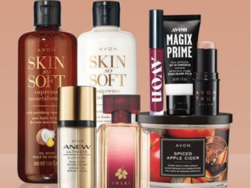 Avon September Fall Refresh Sweepstakes