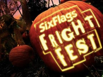 Six Flags Halloween Instant Win Game (Coke Rewards)