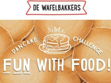 De Wafelbakkers Pancake Challenge Sweepstakes