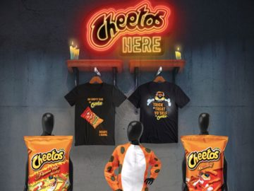Cheetos Get Spotted Bootique Sweepstakes (Cheetos Bag Code)