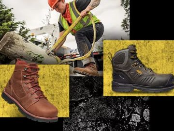 KEEN Utility Sisters in the Trades Sweepstakes