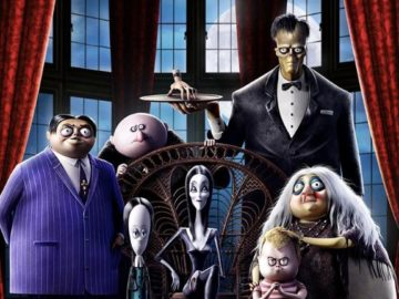 Universal Pictures Addams Family Instant Win Game