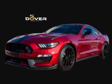If Corey Wins Ford Mustang Sweepstakes