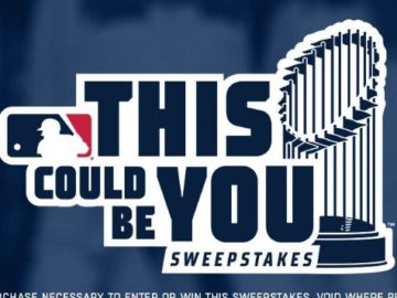 LIDS & MLB This Could Be You Sweepstakes