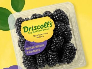 Driscoll's Berry Joy Sweepstakes