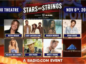 Stars and Strings National Flyaway Sweepstakes