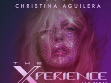Celebrate NYE with Christina Aguilera Sweepstakes