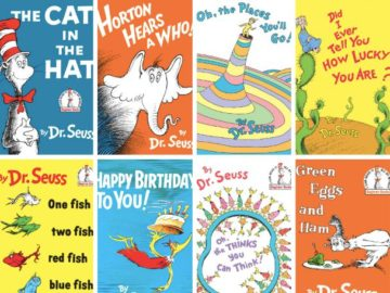 Dr. Seuss's Express Yourself 2019 Sweepstakes