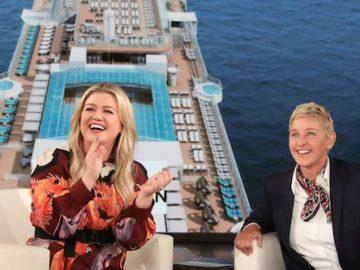 Ellen DeGeneres - Win a 7-Day, 6-Night Cruise with Norwegian Encore!