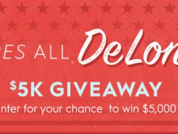 Investigation Discovery All DeLong Day $5K Giveaway